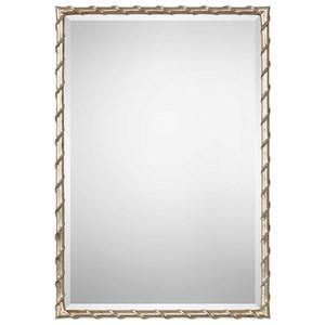 Uttermost Mirrors Laden Silver Mirror