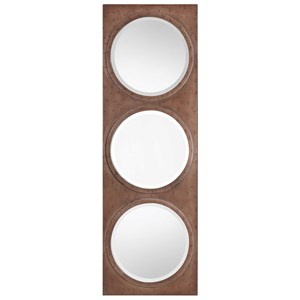 Uttermost Mirrors Artelli Triple Round Mirror