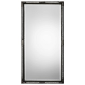 Uttermost Mirrors Finnick Iron Coil Rectangle Mirror