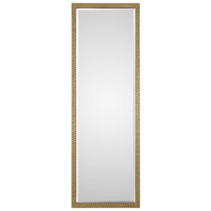 Uttermost Mirrors Vilmos Metallic Gold Mirror