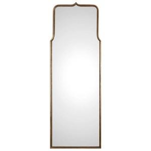 Uttermost Mirrors Adelasia Antiqued Gold Mirror