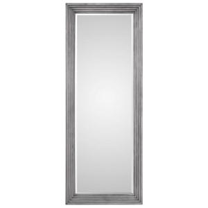 Uttermost Mirrors Dario Silver Leaner Mirror