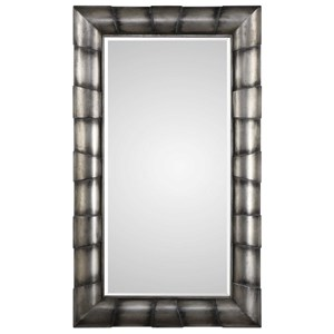 Uttermost Mirrors Germano Stacked Pipe Mirror