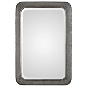 Uttermost Mirrors Jarno Industrial Iron Mirror