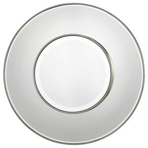 Odelia Round Mirror