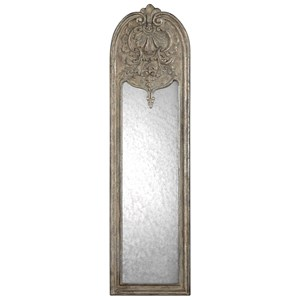 Uttermost Mirrors Marecchia Antiqued Silver Mirror