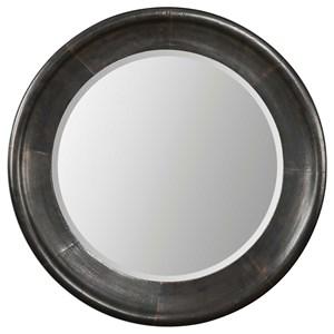 Uttermost Mirrors Reglin Round Mirror
