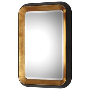 Uttermost Mirrors Niva Metallic Gold Wall Mirror