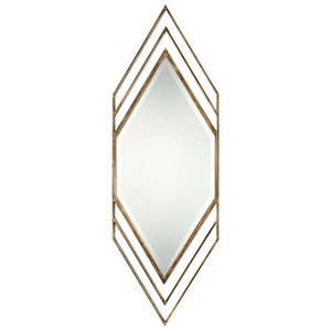Javon Chevron Mirror