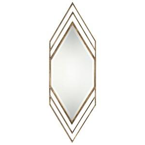 Uttermost Mirrors Javon Chevron Mirror