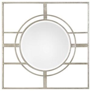 Uttermost Mirrors Zenon Contemporary Silver Mirror