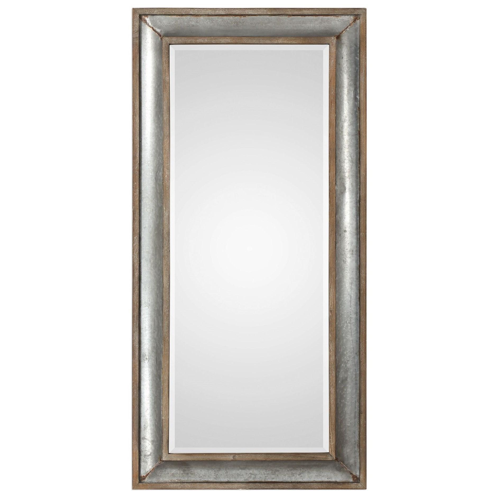 Texoma Galvanized Tin Mirror