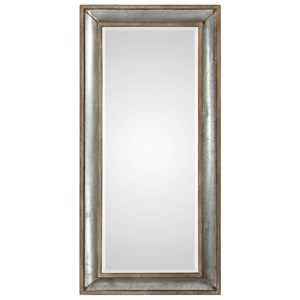 Texoma Galvanized Tin Mirror