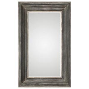 Uttermost Mirrors Patton Aged Black Mirror