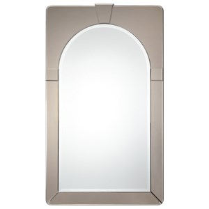 Uttermost Mirrors Paria Mid-Century Modern Mirror