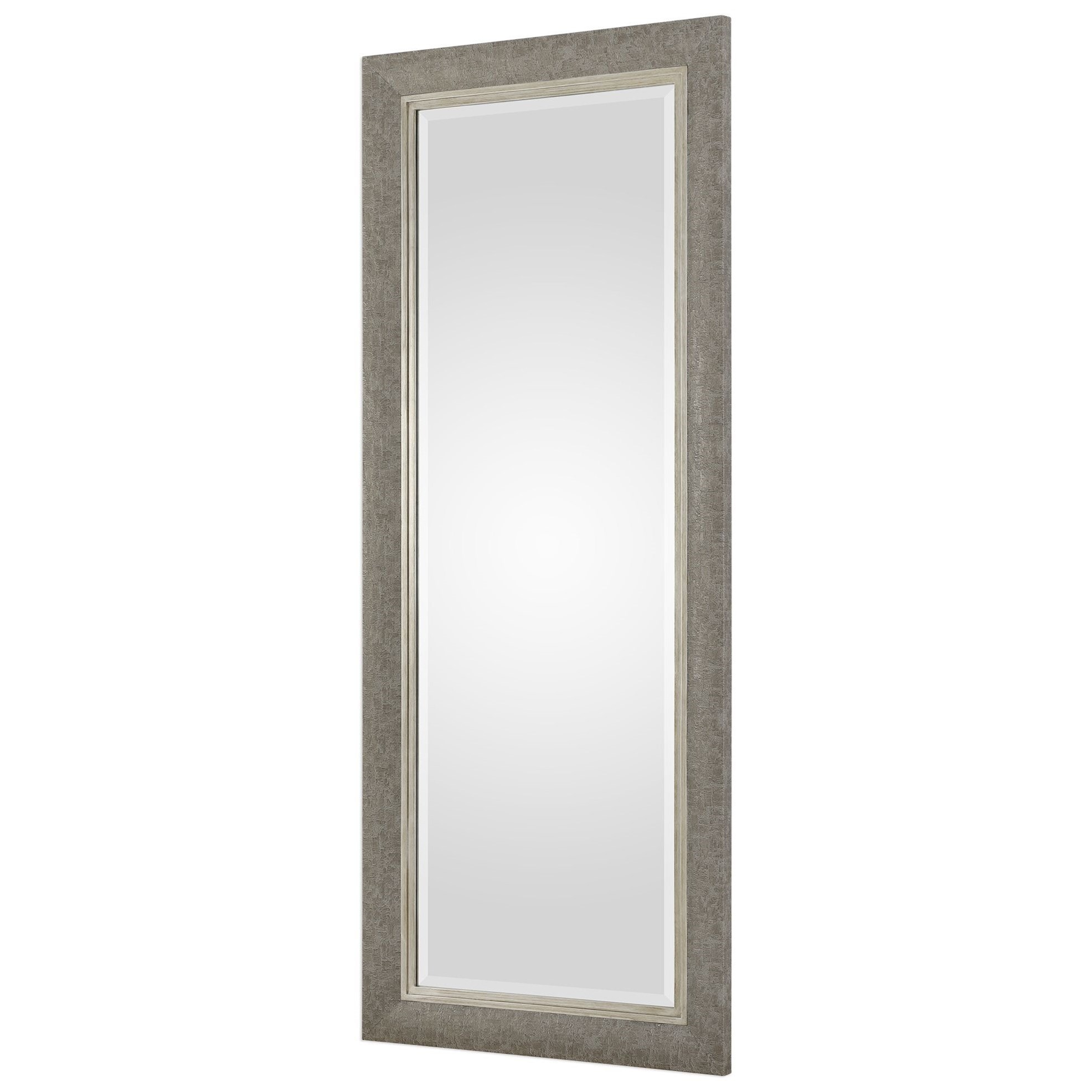 Molino Burnished Silver Mirror