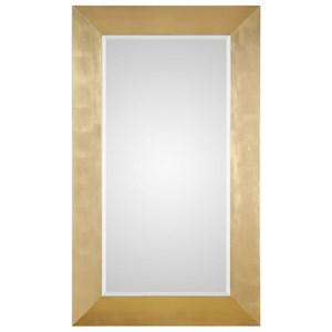 Uttermost Mirrors Chaney Gold Mirror