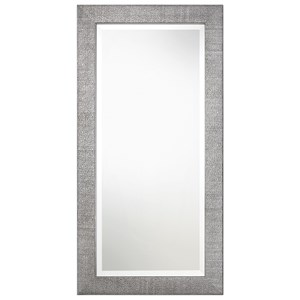 Tulare Metallic Silver Mirror
