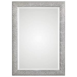 Uttermost Mirrors Mossley Metallic Silver Mirror