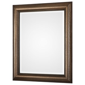 Uttermost Mirrors Melrose Metallic Bronze Mirror