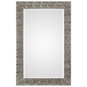 Uttermost Mirrors Kanuti Metallic Gray Mirror