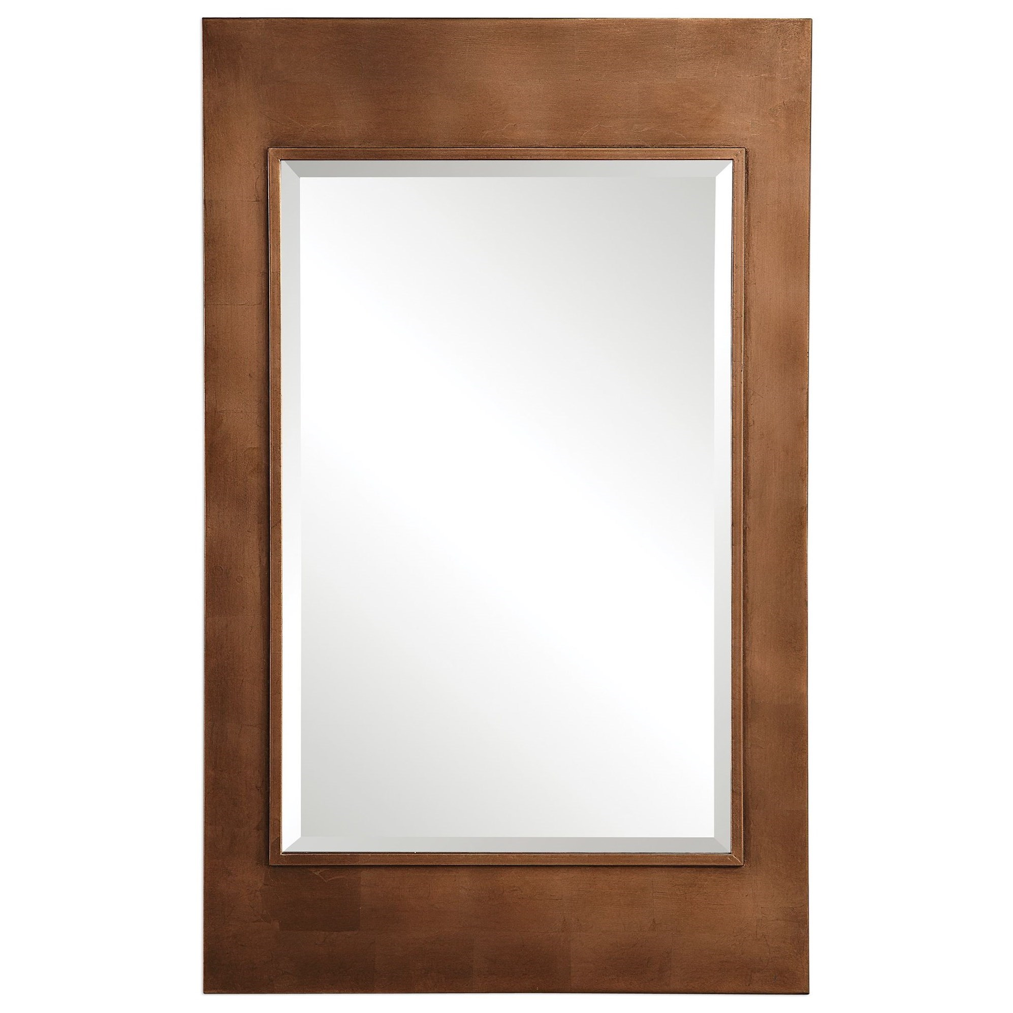 Toulmin Metallic Copper Mirror