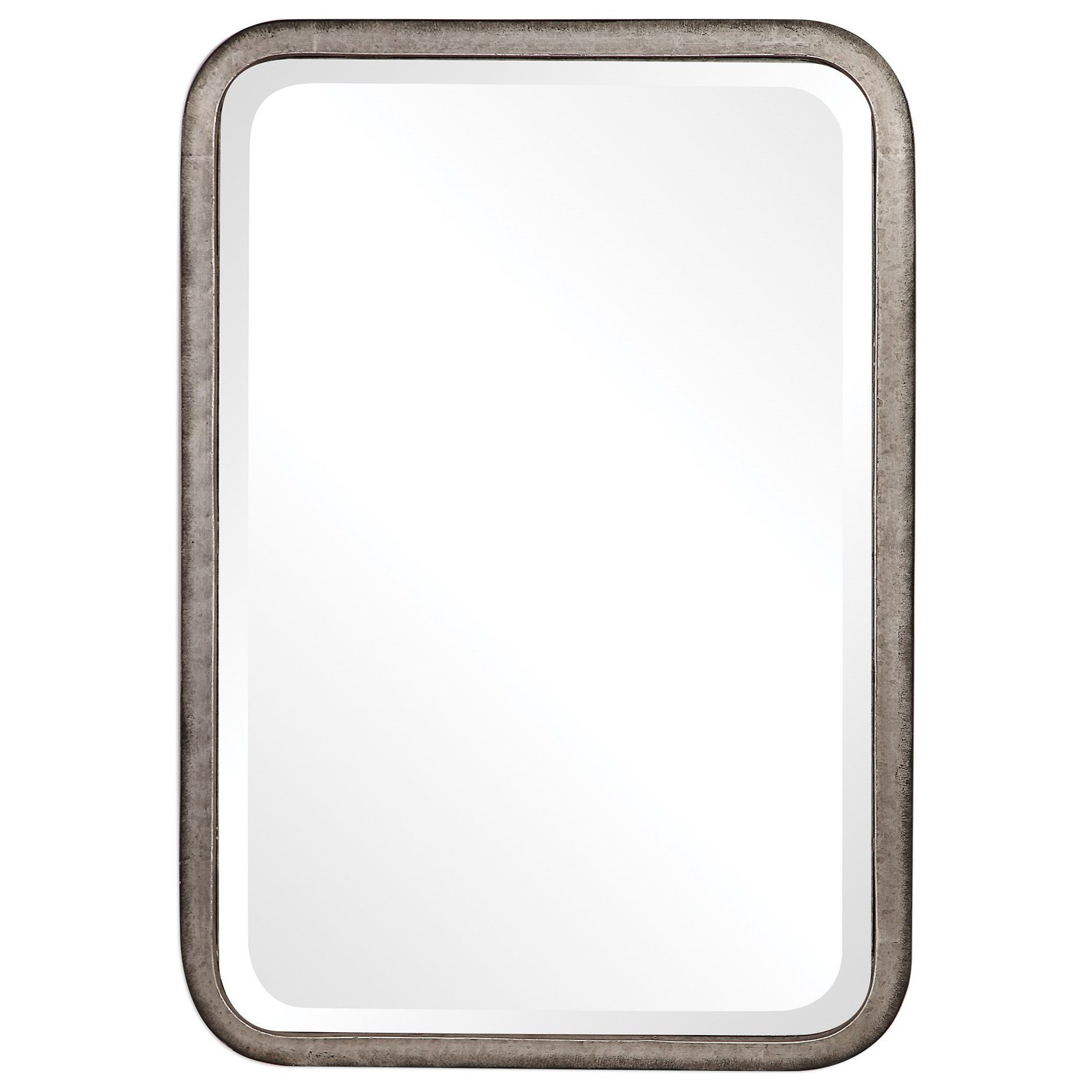 Madox Industrial Mirror