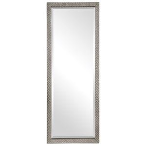Uttermost Mirrors Cacelia Metallic Silver Mirror