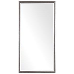 Uttermost Mirrors Gabelle Metallic Silver Mirror