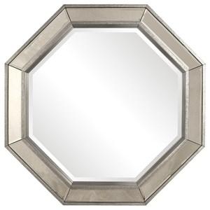 Uttermost Mirrors Rachela Octagon Mirror