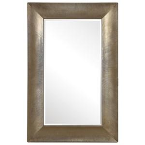Uttermost Mirrors Valenton Large Champagne Mirror