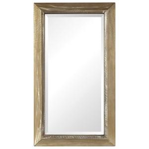 Uttermost Mirrors Madock Metallic Brass Mirror