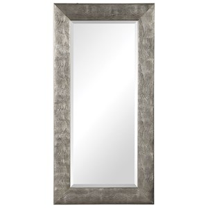 Maeona Metallic Silver Mirror