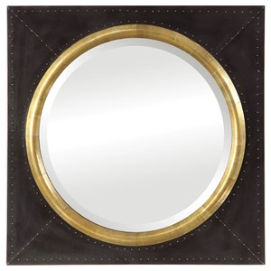 Tallik Urban Industrial Mirror
