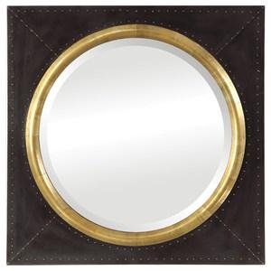 Uttermost Mirrors Tallik Urban Industrial Mirror