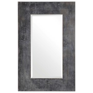 Jarrell Galvanized Metal Mirror