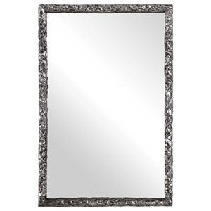 Greer Silver Vanity Mirror