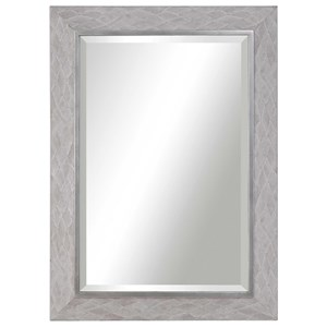 Johnston Gray Argyle Mirror