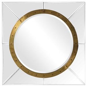 Maya Square Mirror