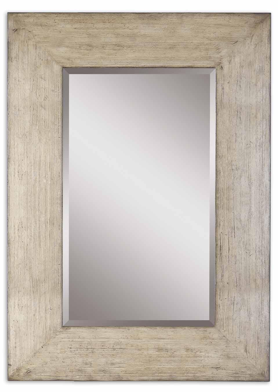 Uttermost Mirrors Langford Natural Mirror - Item Number: 09508