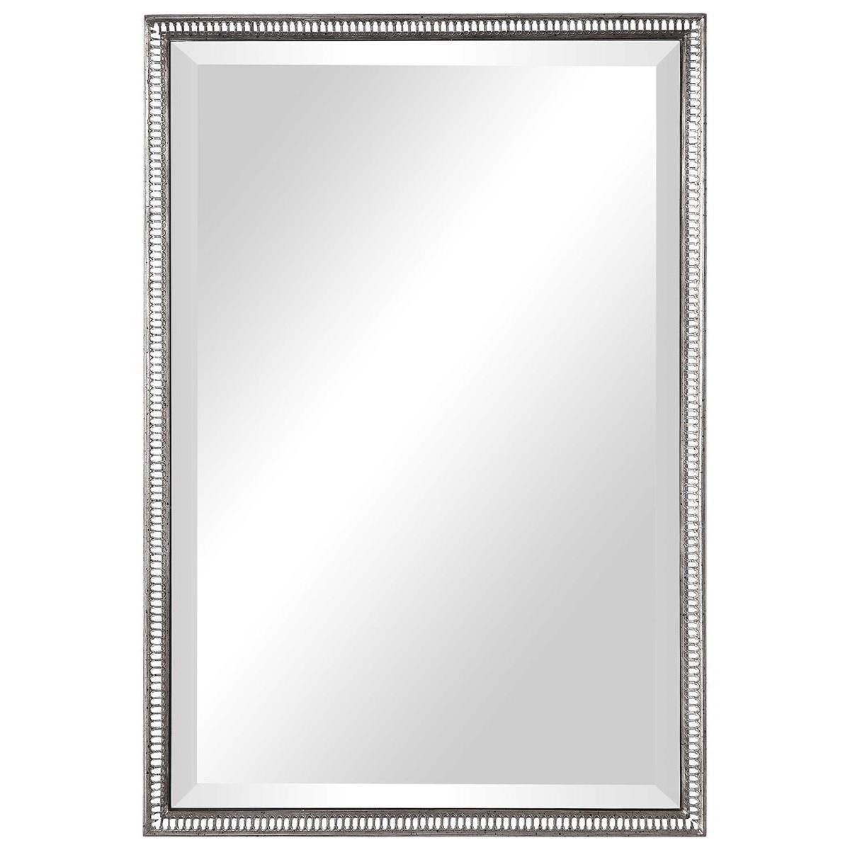 Charmian Silver Vanity Mirror