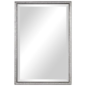 Charmian Silver Vanity Mirror