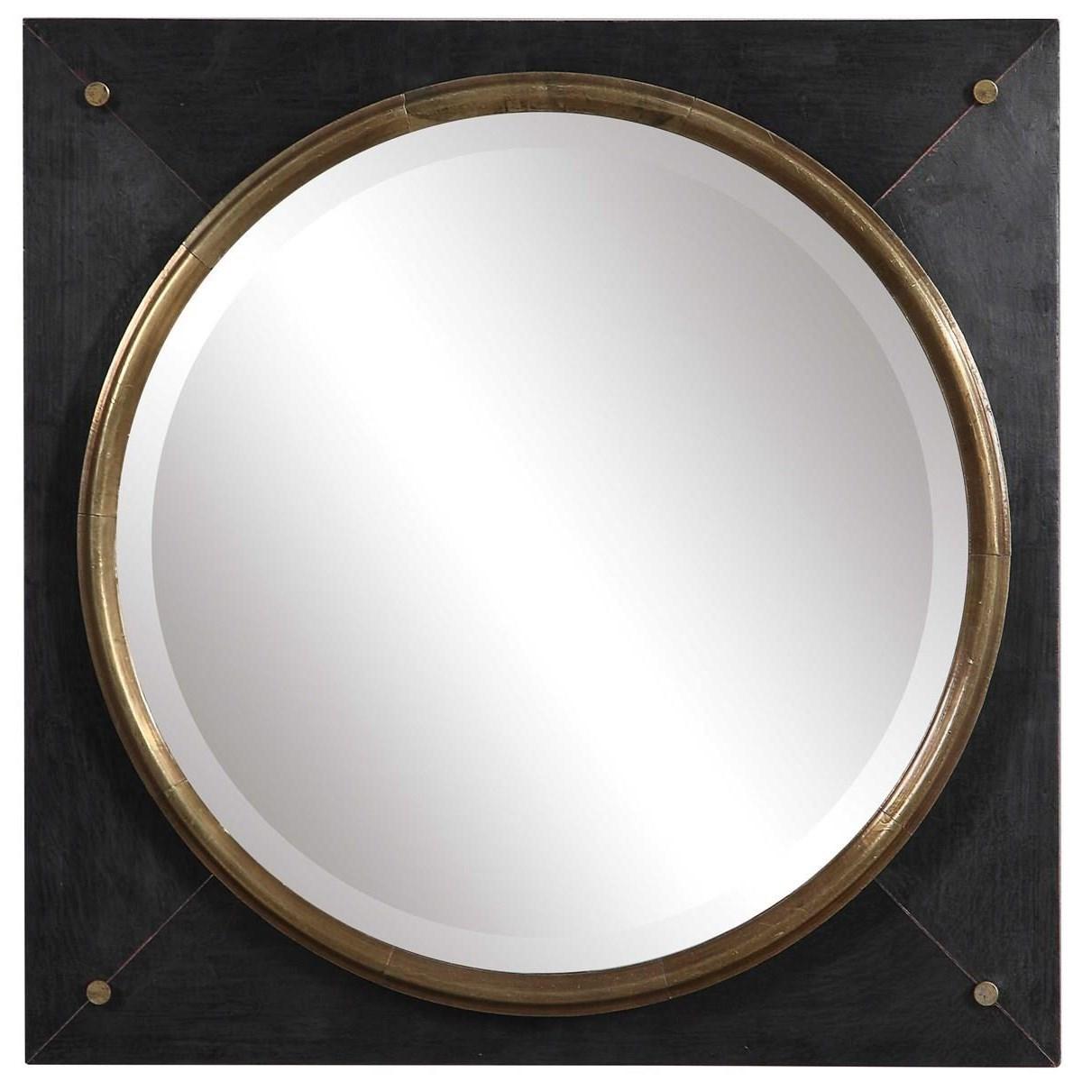 Tobiah Modern Square Mirror