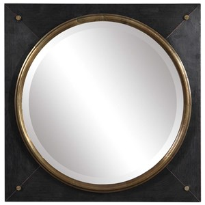Tobiah Modern Square Mirror