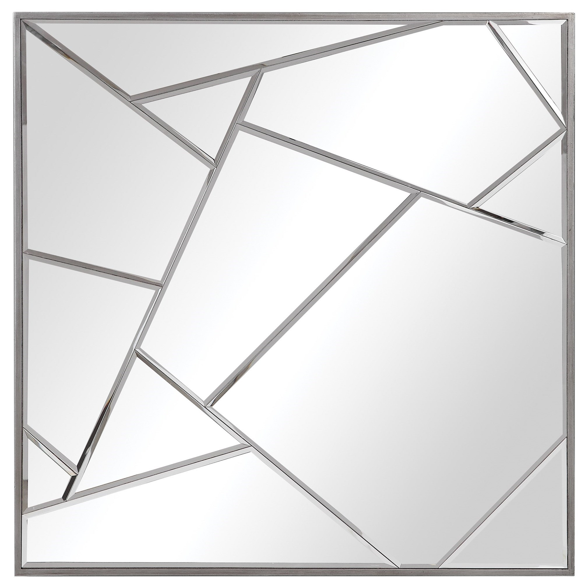 Beria Modern Square Mirror