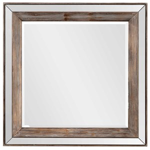 Pike Farmhouse Square Mirror