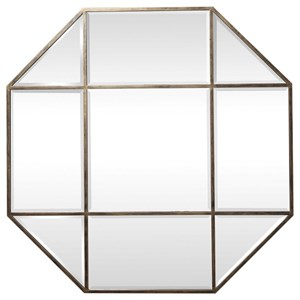 Daniella Octagon Mirror