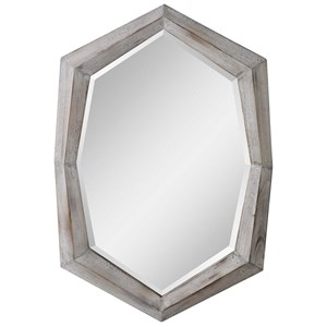 Turano Aged Ivory Mirror