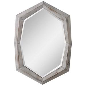 Turano Aged Ivory Mirror