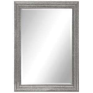 Alwin Silver Mirror